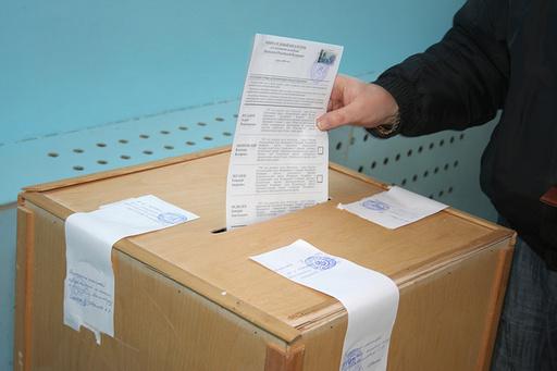 ЦИК вначале рабочей недели планирует обсудить формы избирательного бюллетеня
