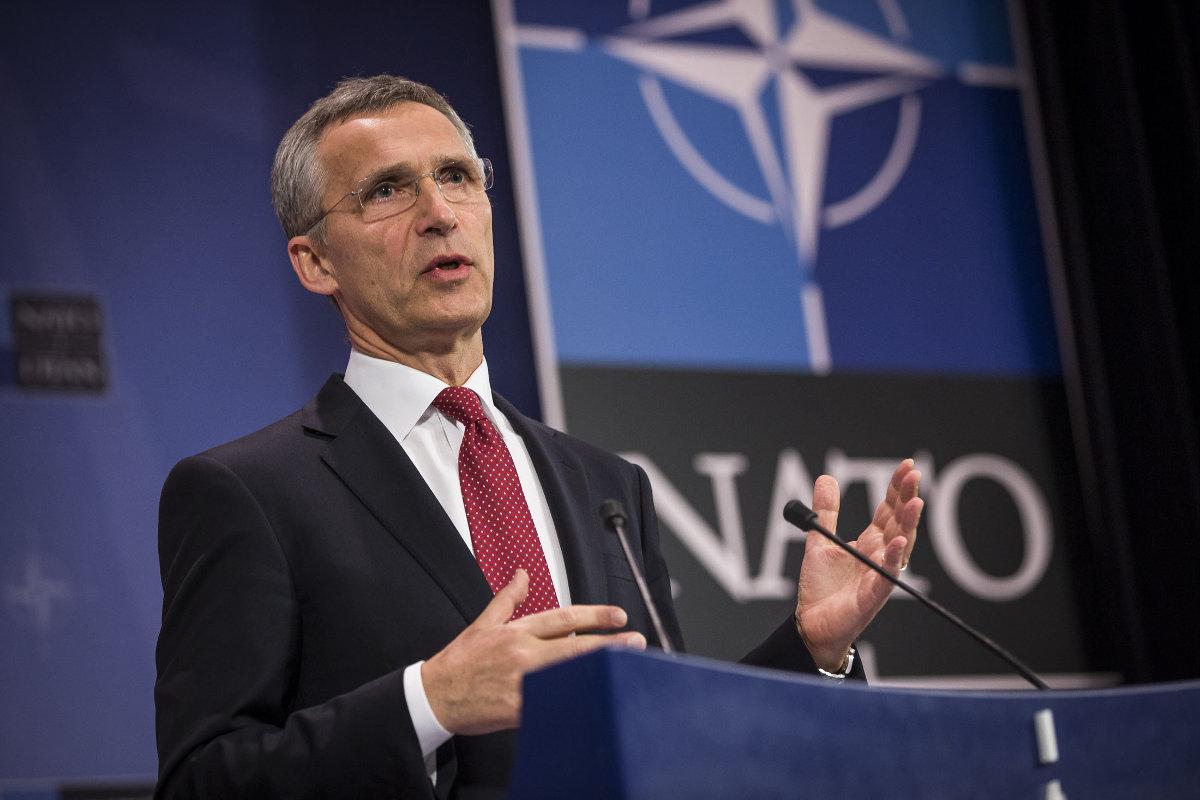 Генеральный секретарь НАТО Столтенберг разъяснил, почему альянсу необходимо сотрудничество сРоссией