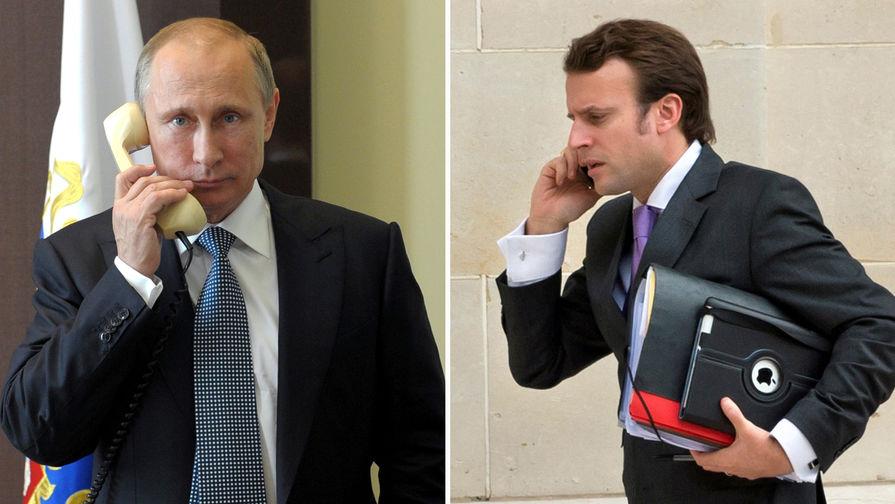 Макрон: первый стратегический союзник России в Европе