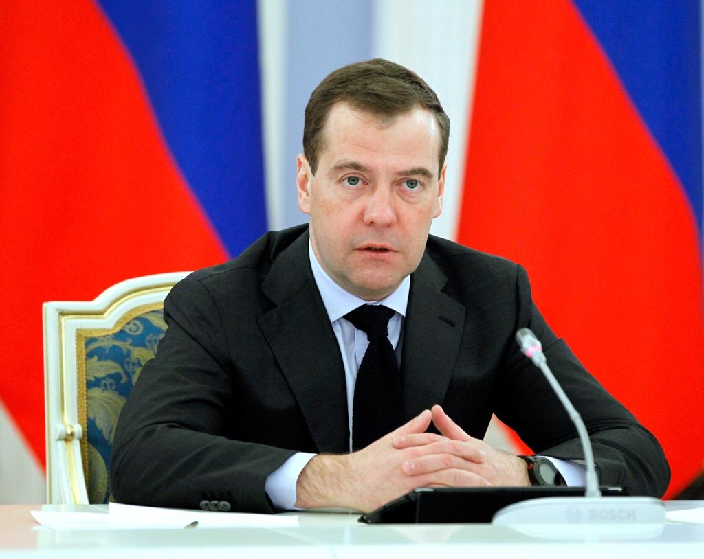 Медведев прокомментировал итоги выборов на Украине (+)